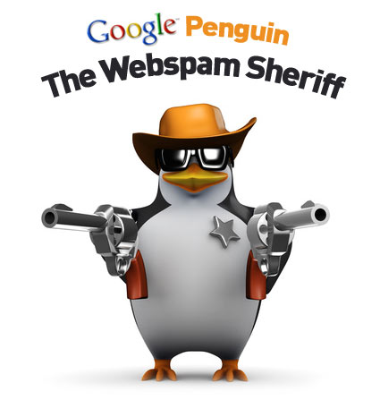 Recover from Google Penguin