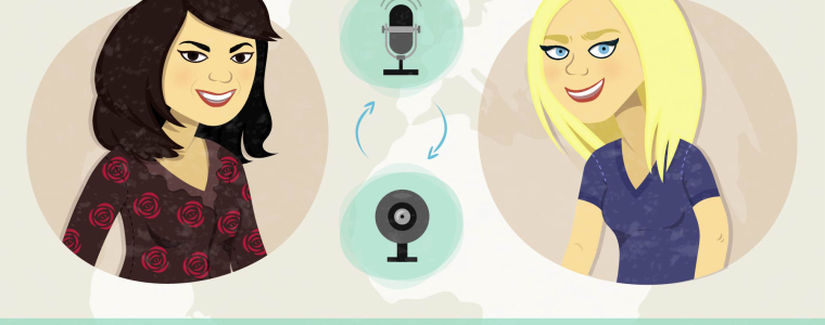 Podcasting With Ludwina Dautovic: How To Broadcast To A Global Audience