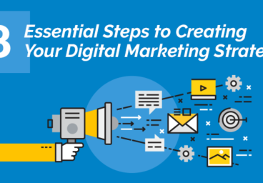 8 Essential Steps to Creating Your Digital Marketing Strategy