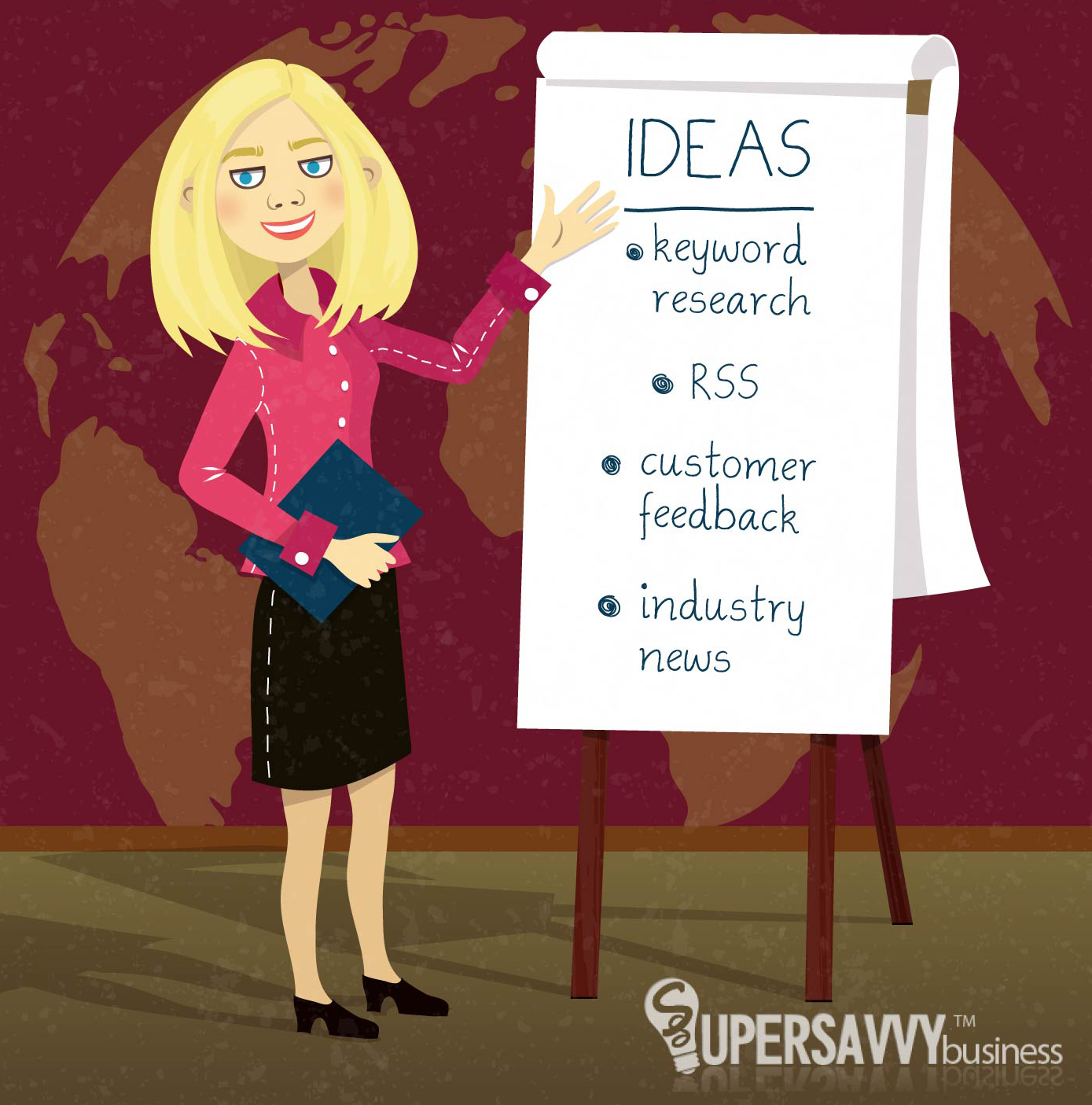 Easy Ways To Create Website Content And Where To Source Ideas