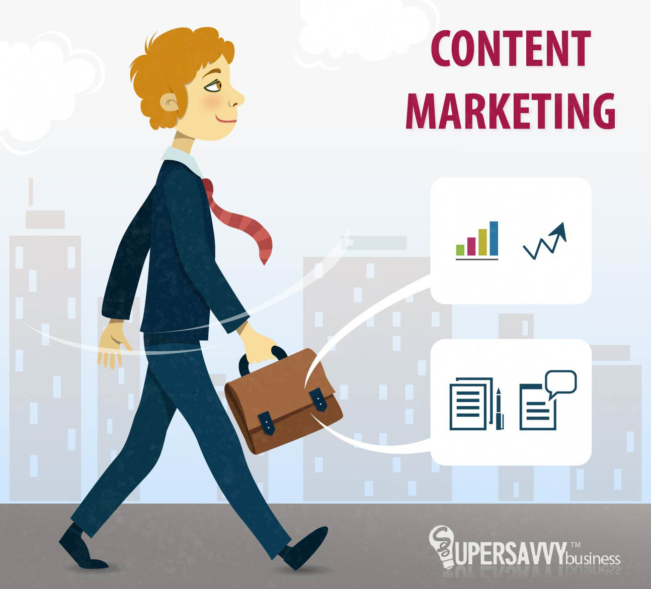 The Complete Content Marketing Blueprint: How To Craft a Personalised Content Marketing Strategy For Your Business From Scratch
