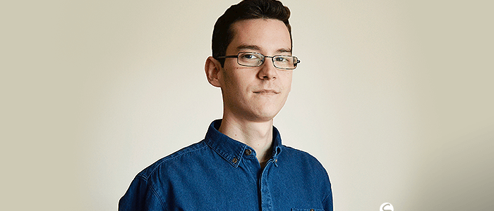 Robert Zsoldi, talking a language most graphic designers don't think about (Meet The Team)